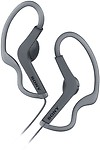 Sony MDR-AS210_Black Stereo Wired Headphones( Over the Ear)