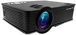 Egate LED Projector Home Cinema Theater HDMI USB HD Portable Projector