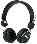 Puma Pmad3045-Blk The League Over-Ear Headphones Headphones