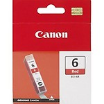 Canon BCI-6R Ink Tank (Red)
