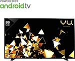 VU 218 cm (86 Inches) 4K Ultra HD Smart LED TV 86VU/C/PXUHD86 (2019 Model)
