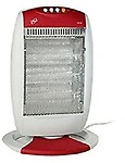 Orpat OHH 1200 C.Red OHH 1280 C.Red Halogen Room Heater