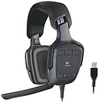 Logitech G35 Surround Sound Headset (Black)