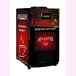 Atlantis Cafe Plus Four Option Hot Beverage Vending Machine