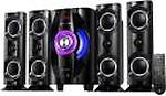 Zebronics Tornado-4 BT RUCF Wooden bluetooth Multimedia 4.1 Speaker System