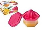 Glive Orange Juicer Manual Portable Fruit Lemon Juicer Mixer