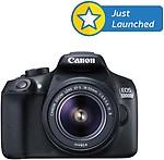 Canon DSLR EOS 1300D Body with 18-55 Lens DSLR Camera