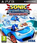 Sonic & All Stars Racing Transformed For PS3