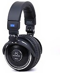 SoundMagic HP 200 Black Stereo Dynamic Headphone Wired Headphones( Over the Ear)