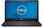 Dell Inspiron Core i5 7th Gen - (8 GB/1 TB HDD/Ubuntu) 3567 (15.6 inch, Foggy Night)