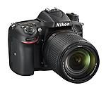 Nikon D7200 24.2 MP Digital SLR Camera with AF-S 18-140mm VR Kit Lens and Card, Camera Bag