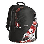 Wildcraft Laptop Backpack (Red & Black) - 8903338005162