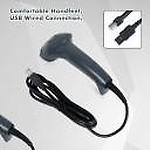 Retsol USB Wired Barcode Reader LS 450 Laser Barcode Scanner