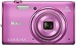Nikon Coolpix S5300 Point & Shoot Camera