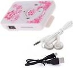 EFFULGENT Clip TF Card Support MP3 Player Mini MP3 MP3 Player 32 GB MP3 Player(0 Display)