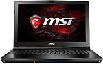 MSI G Core i7 7th Gen - (8 GB/1 TB HDD/DOS/2 GB Graphics) GL62M 7RDX Gaming (15.6 inch, 2.2 kg)