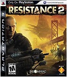 Resistance 2 (for PS3)