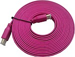 Sheen HDMI 1.4v data_cable (Pink)
