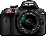 Nikon Digital Camera D3400 Kit with Lens AF-P DX NIKKOR 18 - 55 mm f/3.5 - 5.6G VR DSLR Camera with Kit Lens AF-P DX NIKKOR 18 - 55 mm f/3.5 - 5.6G VR