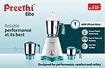 Preethi Elite 600 W Mixer Grinder