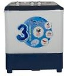 Akai 6.5/4.5 kg Semi Automatic Top Load Washer (AKSW-6511RD)