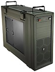 Corsair Vengeance Series C70 Military Green Steel ATX Mid Tower CPU Cabinet