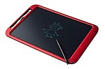 Techsorr 12 inch LCD Writing Tablet, Premium Version, Red Color