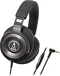 Audio-Technica Solid Bass ATH-WS1100IS Headphones