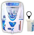 Aquaultra A1024 15 L RO + UV + MTDS Water Purifier