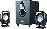 F&D F203G 2.1 Multimedia Speakers - Black