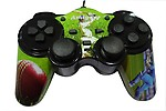 Amigo STK 2007 Cricket Gamepad (Black, For PC)