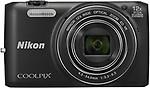 Nikon Coolpix S6800 Point & Shoot Camera