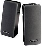 Creative SBS A35 Desktop Speakers (Black, 2 Channel)