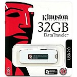 Kingston DataTraveler G3 32GB USB Pen Drive