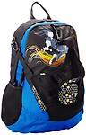 "Wildcraft Zen Double Compartment 15.6"" Laptop Backpack (Blue)"