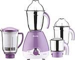 Preethi Lavender Pro - MG 185 600 W Mixer Grinder 4 Jars