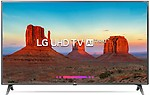 LG 108cm (43 inch) Ultra HD (4K) LED Smart TV 2018 Edition (43UK6360PTE)