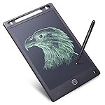 Trost LCD Writing Screen Tablet Drawing Board for Kids/Adults, 8.5 Inch(Random Color)