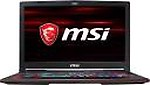 MSI Core i7 9th Gen - (16GB/1 TB HDD/256 GB SSD/Windows 10 Home/6 GB Graphics) GL63 9SDK-802IN Gaming (15.6 inch, 2.2 kg)