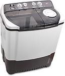 LG P8539R3SM 7.5 kg Semi Automatic - Twin Tub Top Loading Washing Machine