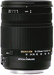 Sigma 18-250mm F 3.5-6.3 DC OS Lens  For Canon DSLR