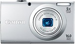 Canon A2400 IS Point & Shoot Camera