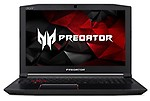 "Acer Predator Helios 300 Gaming, Intel Core i7, GeForce GTX 1060, 15.6"" Full HD, 16GB DDR4, 256GB SSD, 1TB HDD, G3-572-7526"