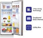 Haier 220 L 3 Star Direct-Cool Single Door Refrigerator (HRD-2203PMG-E, Mirror Glass)