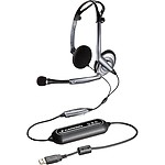 Plantronics Audio DSP 400 Foldable Stereo Headset