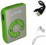 1923aholic Quality Mini Rechargeable Shuffle MP3 Player 32 GB MP3 Player 32 GB MP3 Player 64 GB MP3 Player(Multicolor, 0 Display)