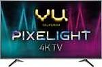Vu Pixelight 163cm (65 inch) Ultra HD (4K) LED Smart TV(65 QDV / 65 QDV -V1)