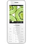 Karbonn KPhone 1 (White & Silver)