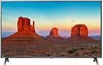 LG 139cm (55 inch) Ultra HD (4K) LED Smart TV (55UK6500PTC)
