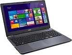 ACER ASPIRE E5-532 CHARCOAL COLOR/ PQC 3700 PROCESSOR/ 4GB RAM/ 500 GB STORAGE/ LINUX OS